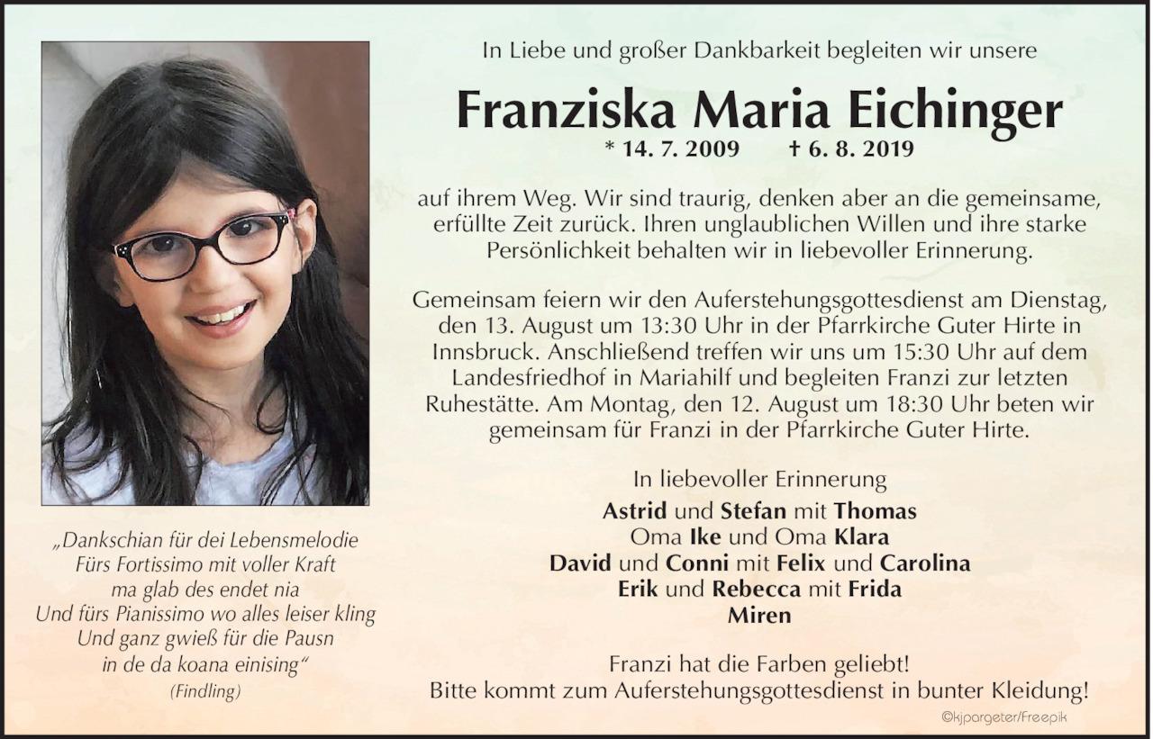 Tiroler Tageszeitung Traueranzeigen